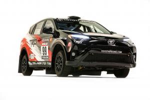 2016 Toyota RAV4 TRD Rally Car