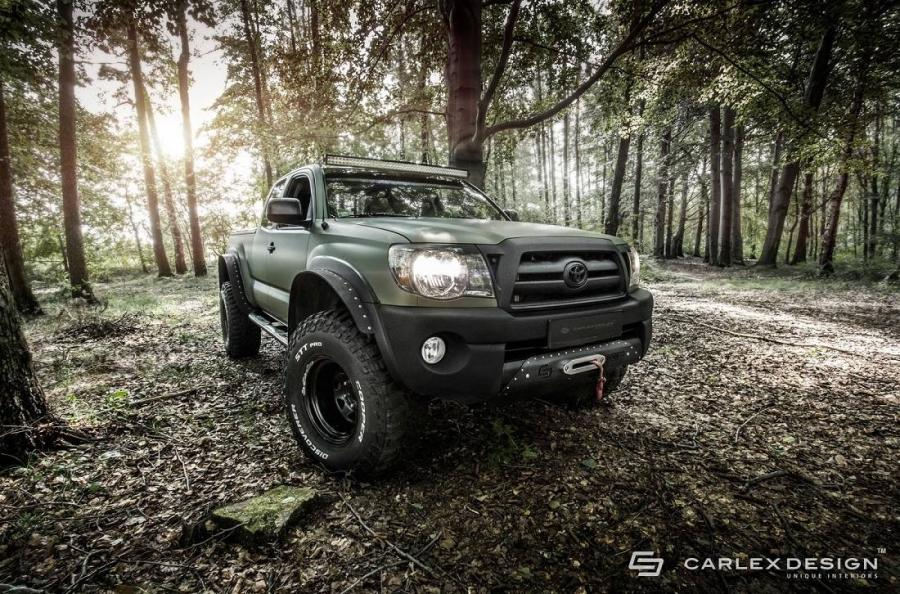 Toyota Tacoma by Carlex Design '2016