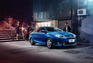 Toyota Yaris L Sedan 2016 года