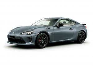 Toyota 86 GT Limited Black Package 2017 года