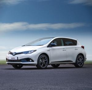 Toyota Auris Hybrid GB25 (UK) '2017