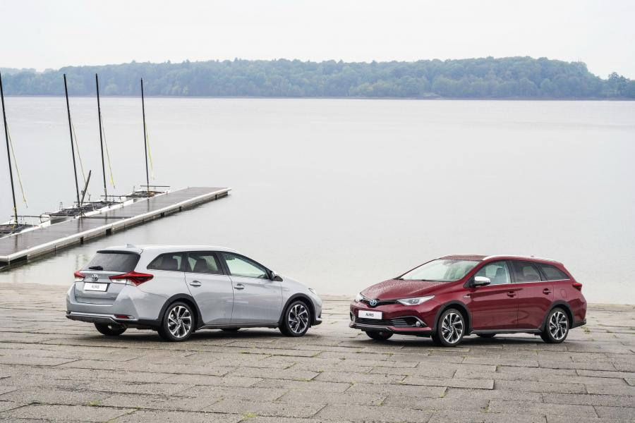 Toyota Auris Tourings Sports Freestyle