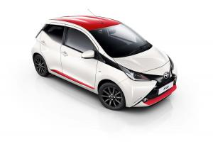 2017 Toyota Aygo x-press