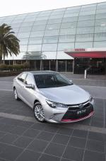 Toyota Camry Hybrid Commemorative Edition 2017 года (AU)