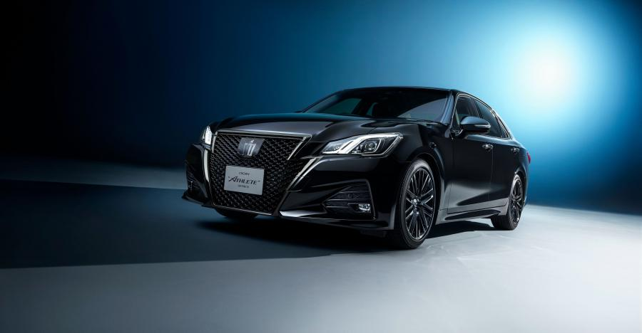 2017 Toyota Crown Athlete S-T J-Frontier Limited