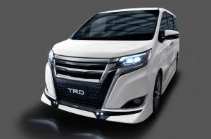 Toyota Esquire by TRD 2017 года
