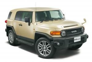 Toyota FJ Cruiser Final Edition 2017 года