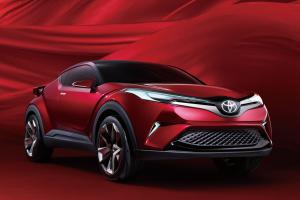 2017 Toyota Fengchao Way Concept