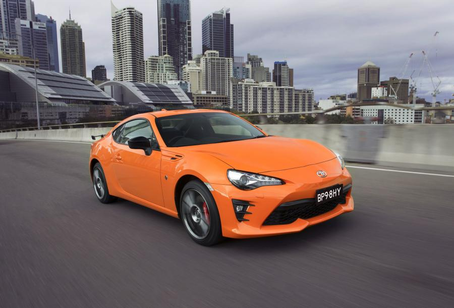 Toyota GT 86 Limited Edition