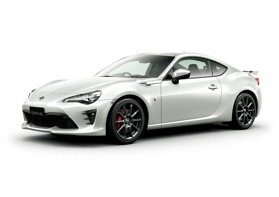 Toyota GT 86 Limited High Performance Package