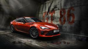 Toyota GT 86 Tiger Special Edition 2017 года