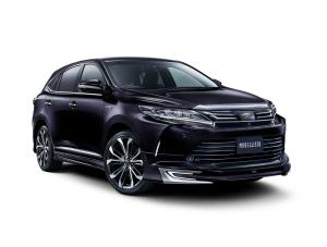 2017 Toyota Harrier by Modellista