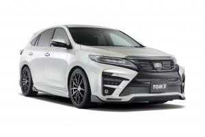 2017 Toyota Harrier by TOM'S