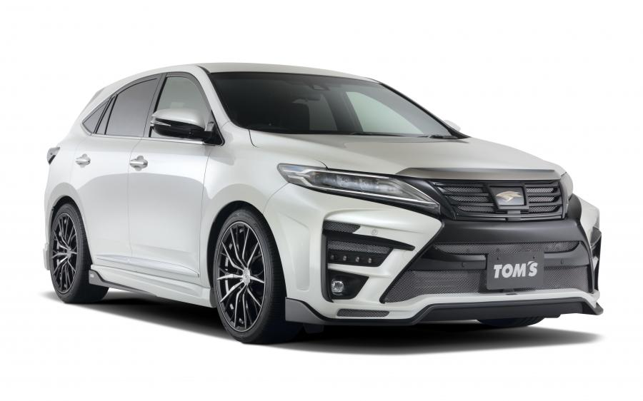 Toyota Harrier by TOM'S '2017