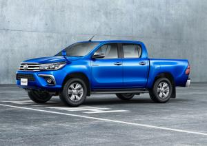 Toyota Hilux Z Double Cab 2017 года