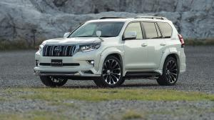 2017 Toyota Land Cruiser 150 Sports Line by Wald