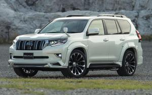 Toyota Land Cruiser 150 Sports Line by Wald
