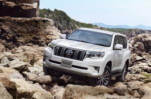 2017 Toyota Land Cruiser Prado
