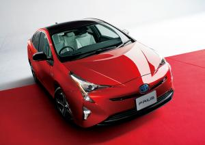 Toyota Prius Touring Select 20th Anniversary Limited 2017 года