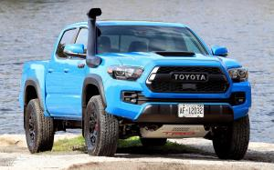 Toyota Tacoma TRD Pro Double Cab 2017 года