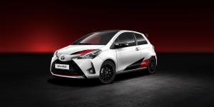 2017 Toyota Yaris High Performance