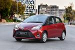 Toyota Yaris Pulse 2017 года