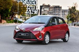 Toyota Yaris Pulse