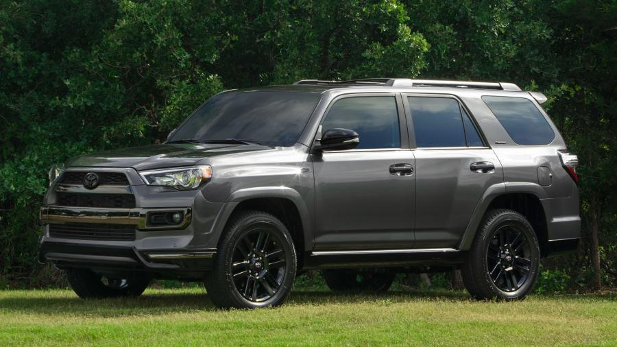 Toyota 4Runner Limited Nightshade '2018