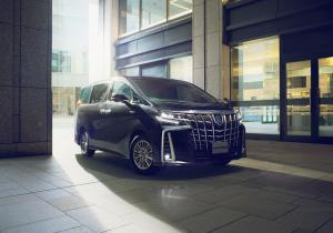 2018 Toyota Alphard S C Package