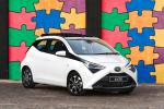 Toyota Aygo x-cite 5-Door 2018 года