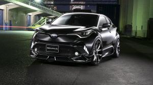 Toyota C-HR Hybrid Sports Line by Wald