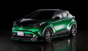 Toyota C-HR Sports Line by Wald