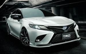Toyota Camry Hybrid by TRD (JP) '2018