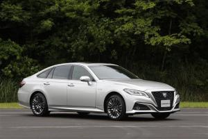 2018 Toyota Crown Prototype G Executive 3.5 Hybrid