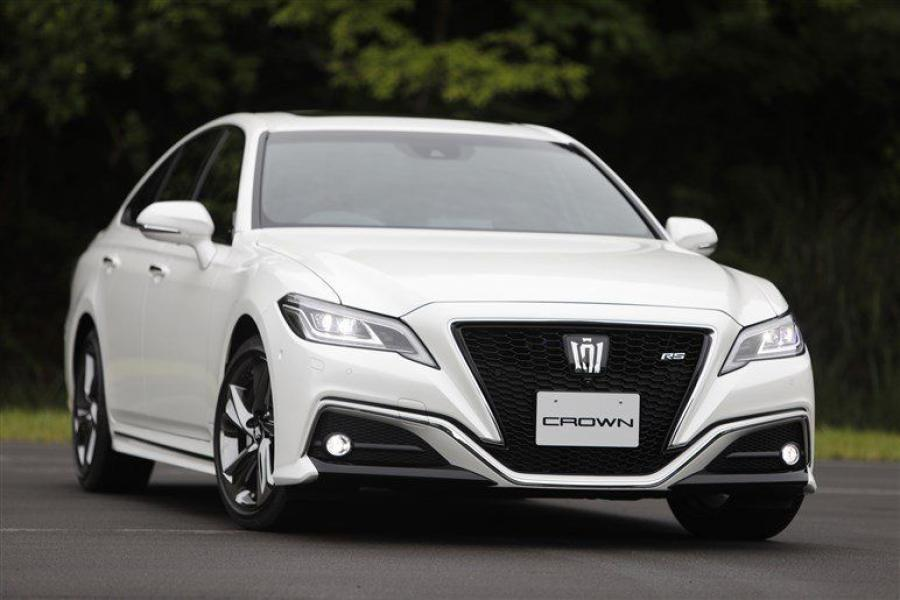 Toyota Crown Prototype RS 2.0 Turbo '2018