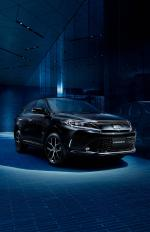 Toyota Harrier Progress Style Blueish 2018 года