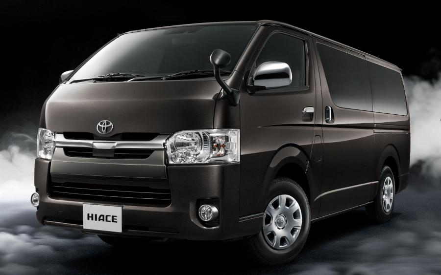 Toyota HiAce Combi 50th Anniversary Limited