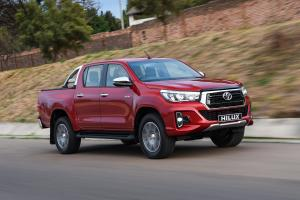 2018 Toyota Hilux 4x4 Raider Double Cab