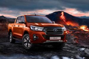2018 Toyota Hilux Double Cab Exclusive