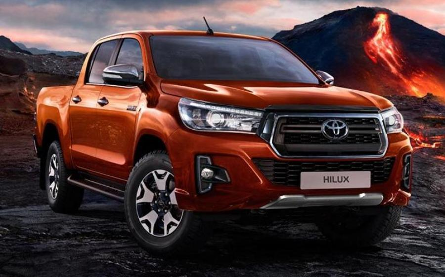 Toyota Hilux Double Cab Exclusive