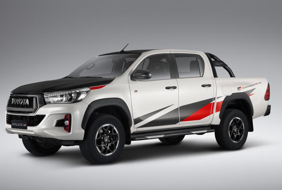 Toyota Hilux GR Sport Double Cab