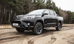 2018 Toyota Hilux Invincible 50 Chrome Edition