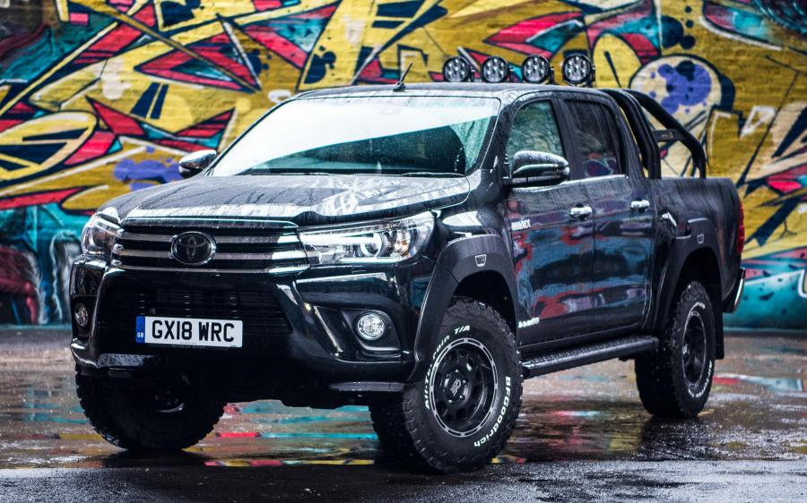 Toyota Hilux Invincible 50 Double Cab by Arctic Trucks