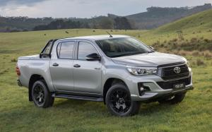 Toyota Hilux Rogue Double Cab