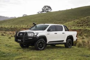 2018 Toyota Hilux Rugged Double Cab