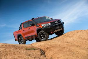 2018 Toyota Hilux Rugged X Double Cab
