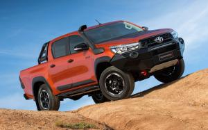 Toyota Hilux Rugged X Double Cab