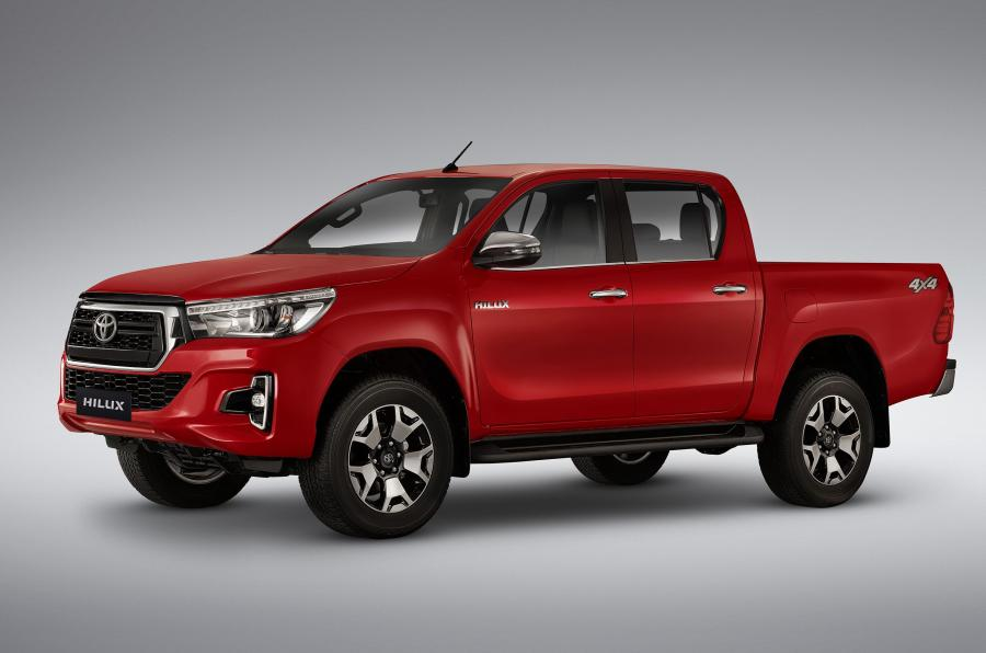 Toyota Hilux SRX 50th Anniversary Double Cab
