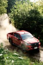 Toyota Hilux Z Black Rally Edition Double Cab 2018 года (JP)