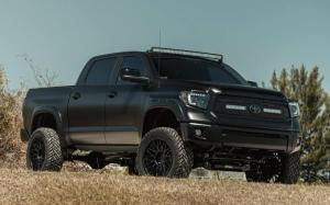 Toyota Tacoma Double Cab by MC Customs 2018 года
